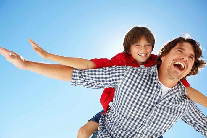 آیا کودکان ذاتا شاد به دنیا میآیند؟