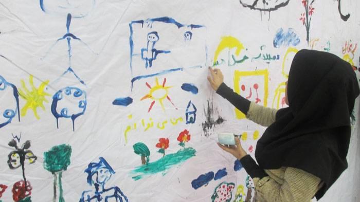 با نقاشی کشیدن قدرت همنوایی خود را افزایش دهید