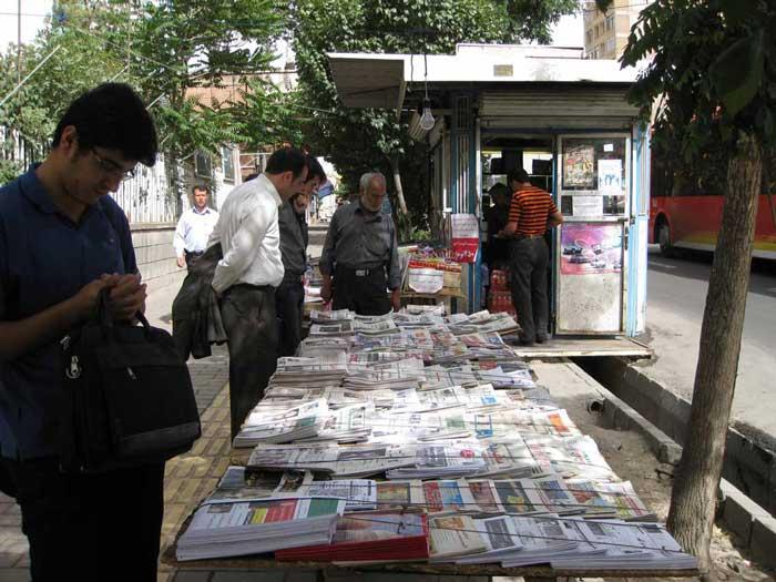 برای افزایش قدرت همنوایی سراغ باجه روزنامه فروشی بروید