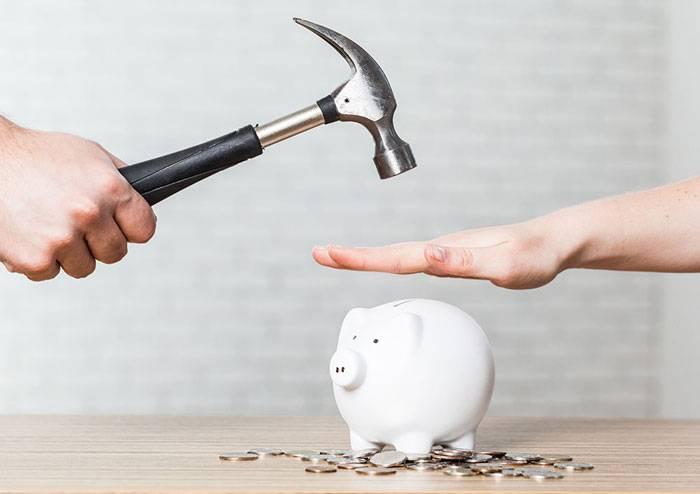ششمین مانع موفقیت – مشکلات مالی