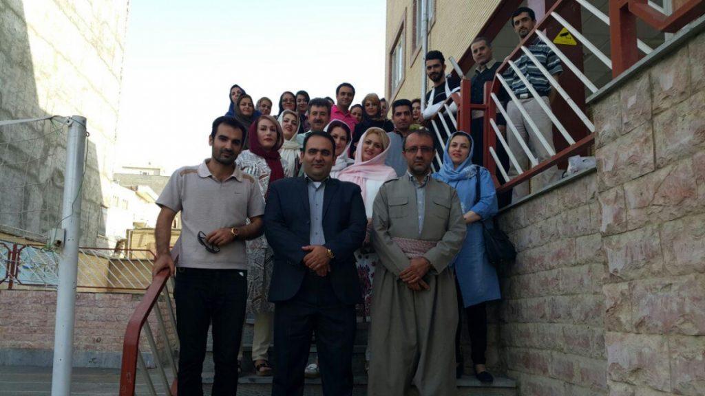 گردهمایی موفقیت در کردستان