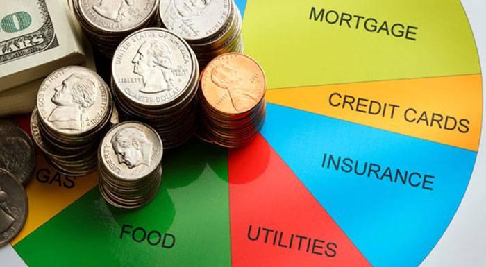 بودجه بندی پول