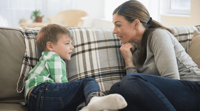 برقراری ارتباط عمیق با فرزند