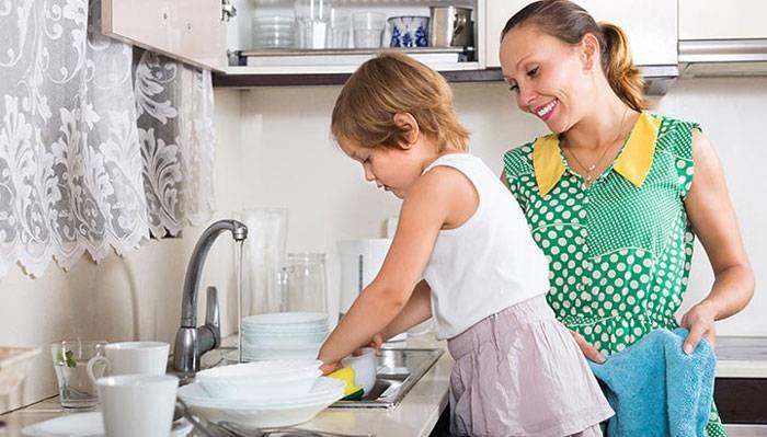 گام اول برای تربیت فرزند مسئولیت پذیر – الگوی مناسب