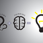 Training 9 steps to solve the problem by genius's method