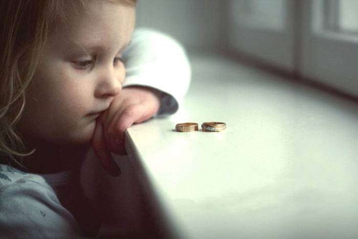 Are the children really a prohibition for divorce and the reason for continuing the marriage?