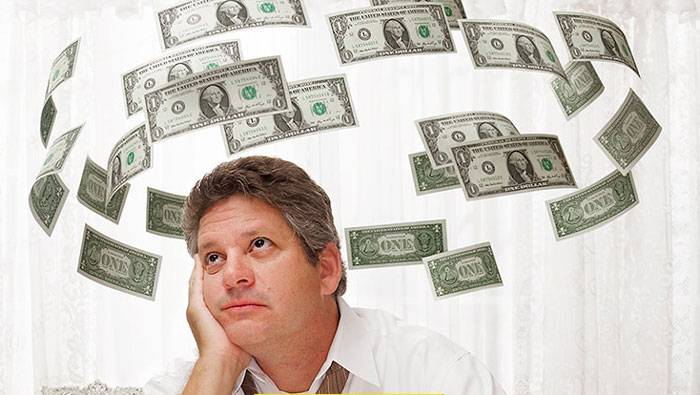 من شایستگی ثروتمند شدن را ندارم!