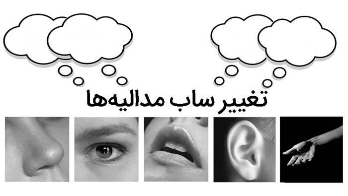 تکنیک سوم برای تغییر احساسات و عواطف: تغییر ساب مدالیتهها