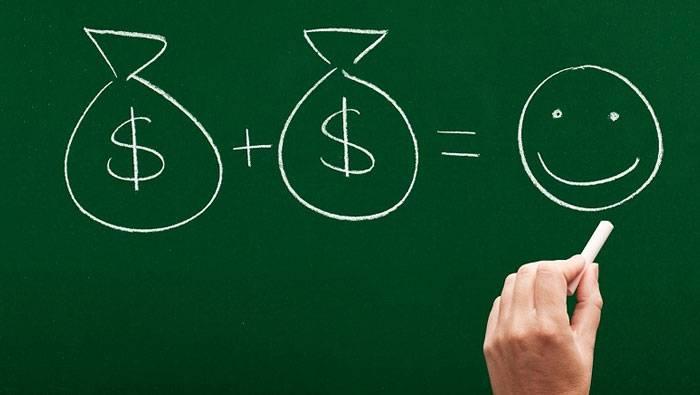 نکتهی بسیار مهم درباره ثروت، پول و شادی