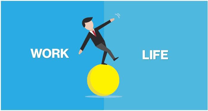 Having a balanced life