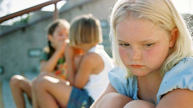 embarrassment in children:the symptoms and curing way