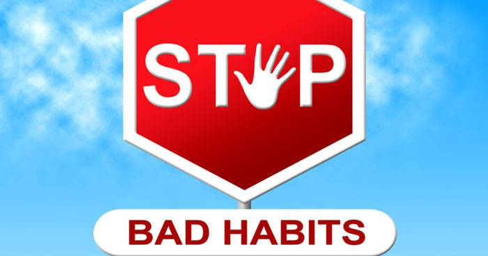 To break the bad habit we need to know how habits are created!