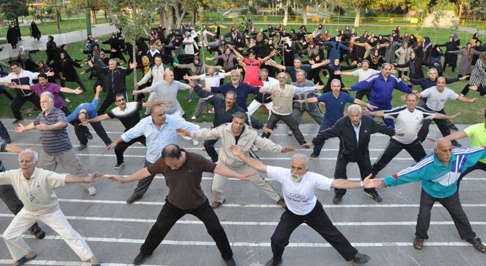 1st way:Physical exercises for being clever and physically healthy