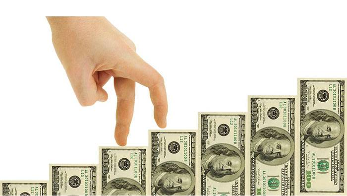 ۱- میزان پول یا درآمد