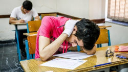 Success in the exam: 7 point to take an exam correctly