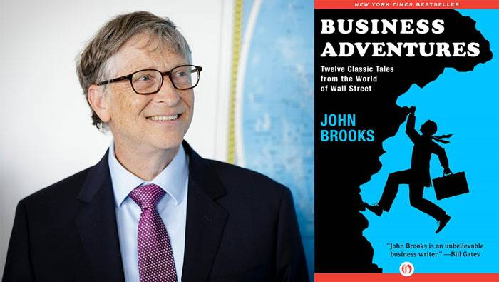 ۲- کتاب مورد علاقه بیل گیتس، دومین ثروتمند دنیا در سال ۲۰۱۸