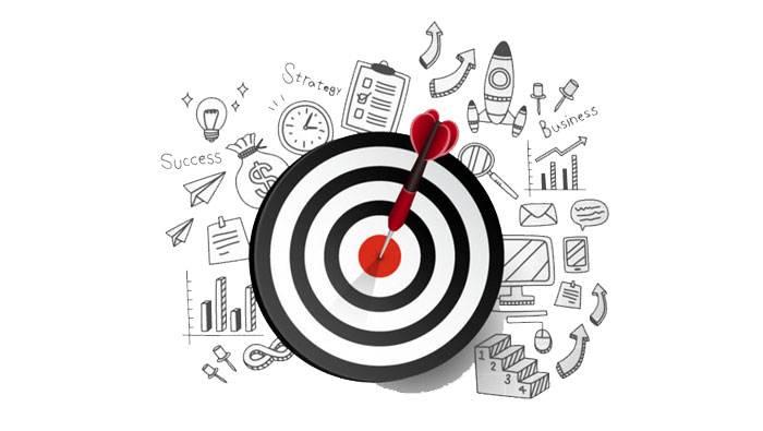 ۱- روی هدف تمرکز داشته باشید