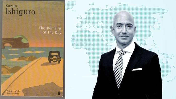 ۱- کتاب مورد علاقه جف بزوس، ثروتمندترین مرد دنیا در سال ۲۰۱۸