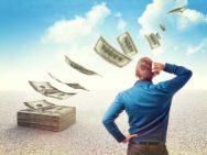کسب ثروت با بدهی