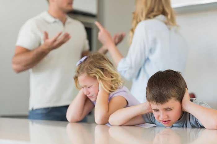 child's cursing