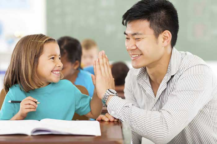 Know 8 successful parent's features in relation to the children