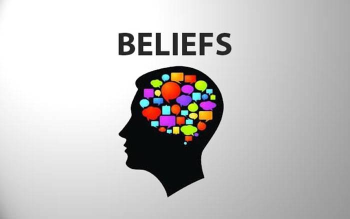 beliefs made