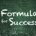 What is the success formula and how do we use it?