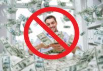 عادتهایی که نشان میدهد ثروتمند نخواهید شد