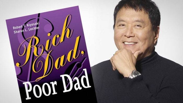 robert kiyosaki poor dad rich dad