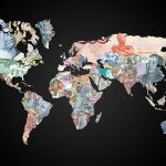 World-Map-made-by-money
