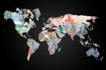 فراوانی پول در جهان