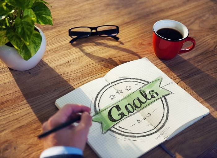 Writing the goals