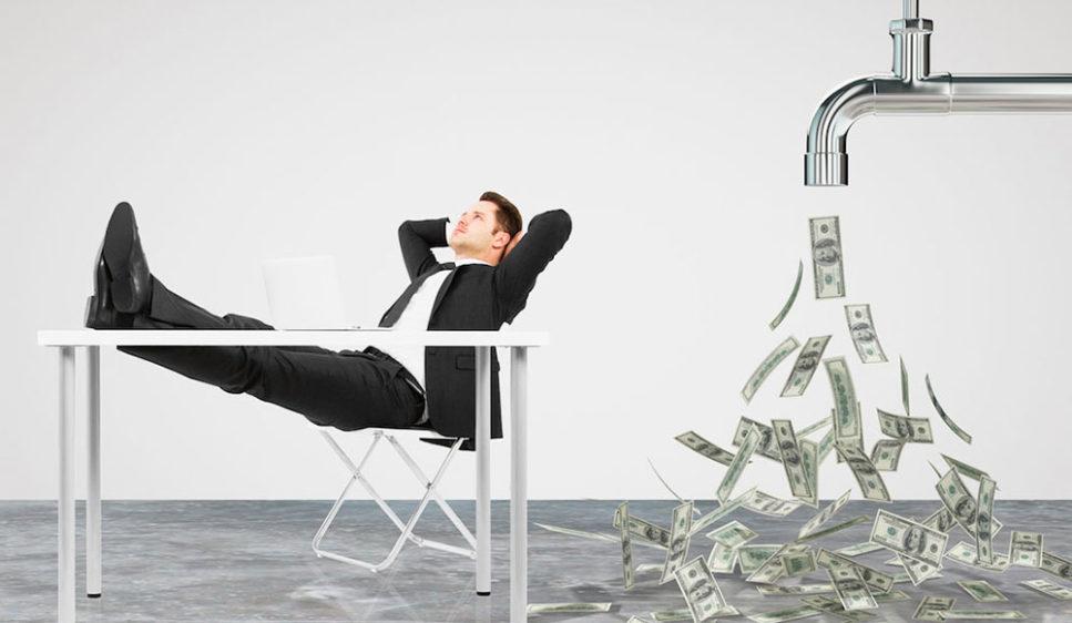 چرا به ثروت نمیرسیم
