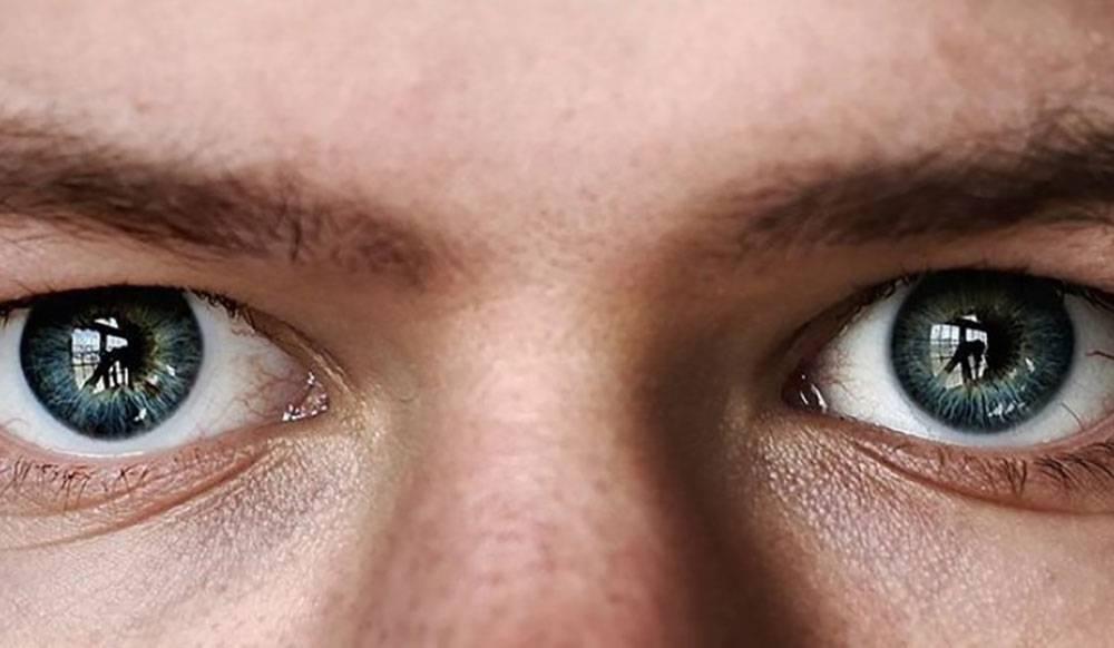 حالتهای چشمی در زبان بدن