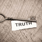 Why can you never know anything about the truth?