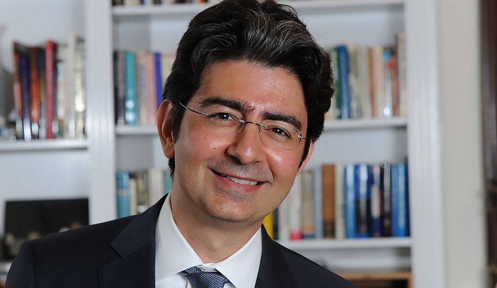 Pierre Omidyar Biography