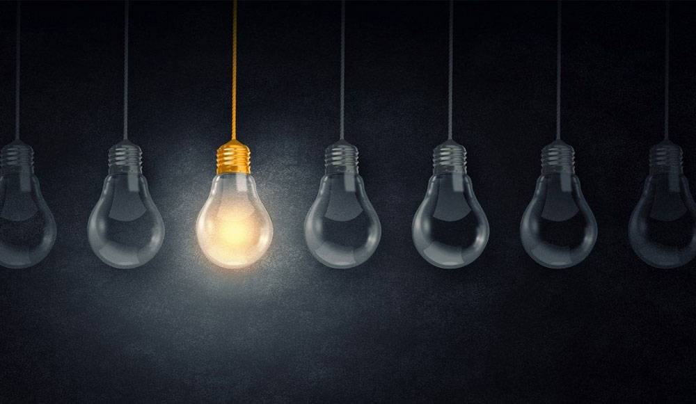 ideas come from