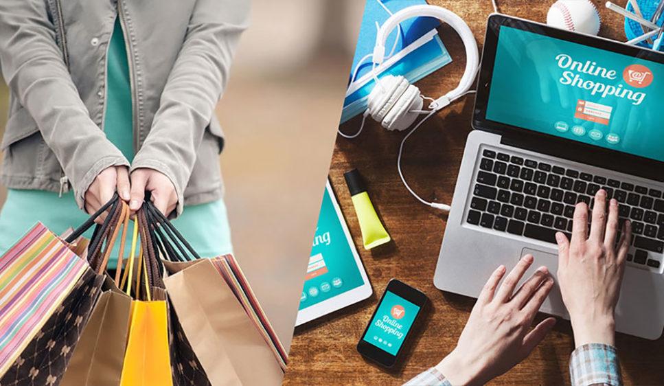 خرید انلاین و سنتی