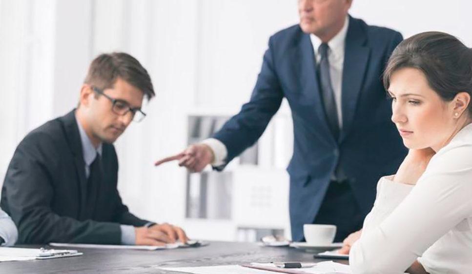 نحوه ارتباط مدیر با کارمندان