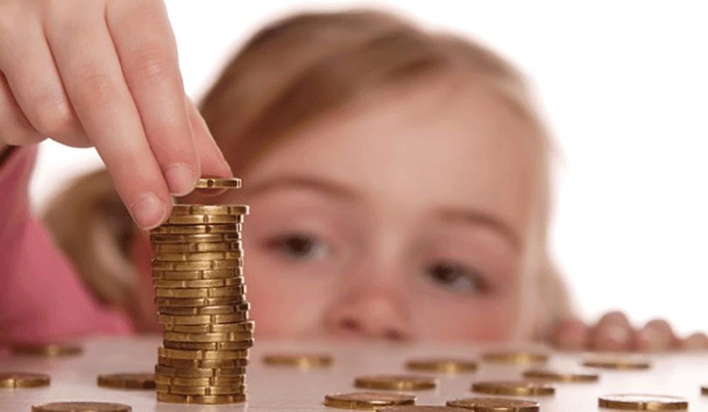 مسائل مالی کودکان