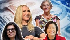 ثروتمندترین زنان دنیا