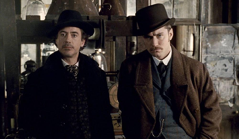 داستان شرلوک هلمز