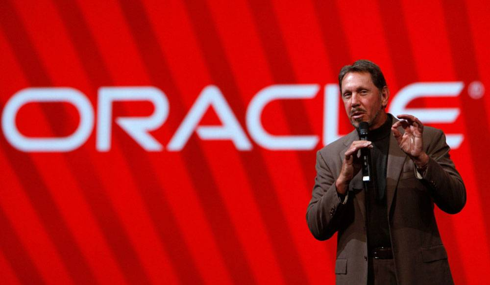 Larry Ellison and Oracle